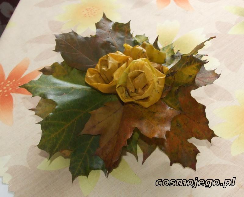 Jesienny bukiet