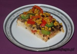 Pizza warzywna