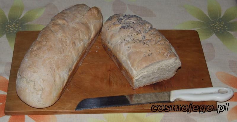 Domowy chleb po upieczeniu