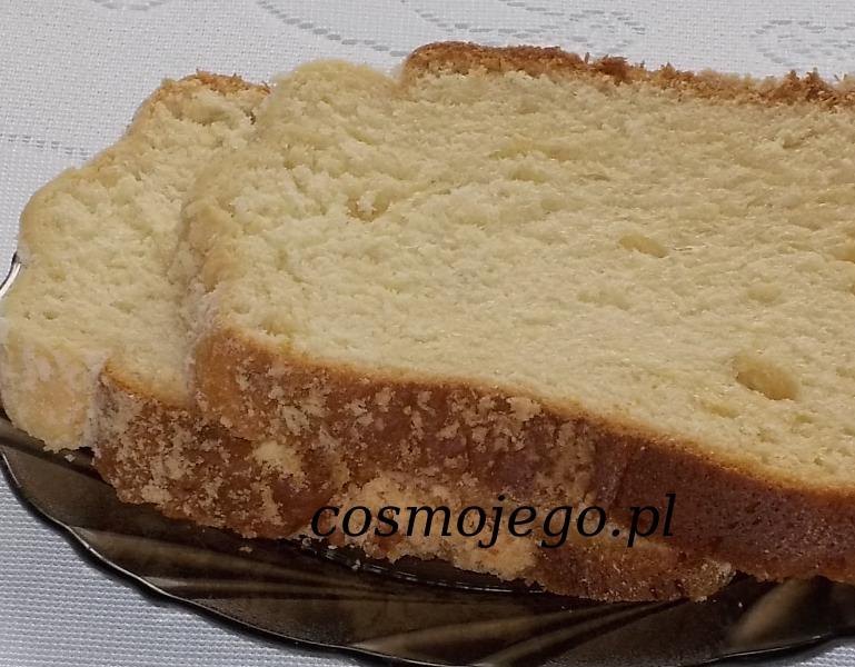 Ciasto drożdżowe z wypiekacza do chleba